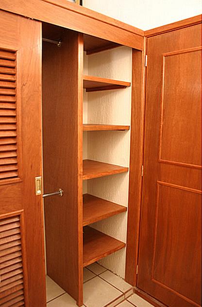 Departamentos estudio equipados con servicios renta a for Closet medianos